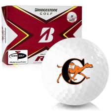 Bridgestone Tour B RX Campbell Fighting Camels Golf Balls
