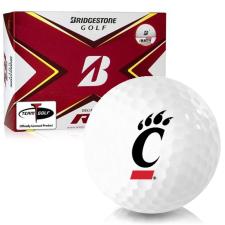 Bridgestone Tour B RX Cincinnati Bearcats Golf Balls