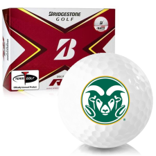 Bridgestone Tour B RX Colorado State Rams Golf Balls