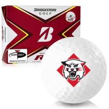 Bridgestone Tour B RX Davidson Wildcats Golf Balls