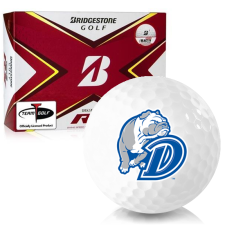 Bridgestone Tour B RX Drake Bulldogs Golf Balls