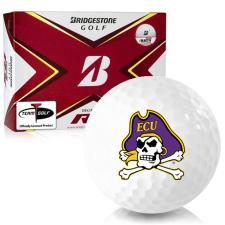 Bridgestone Tour B RX East Carolina Pirates Golf Balls