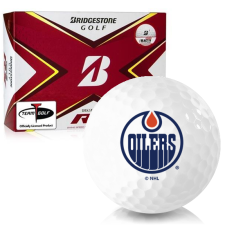 Bridgestone Tour B RX Edmonton Oilers Golf Balls