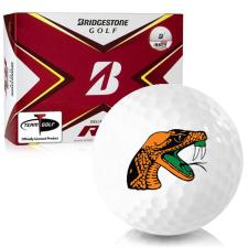 Bridgestone Tour B RX Florida A&M Rattlers Golf Balls