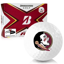Bridgestone Tour B RX Florida State Seminoles Golf Balls