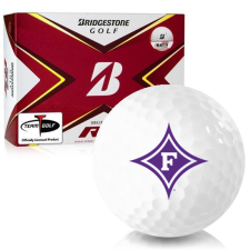 Bridgestone Tour B RX Furman Paladins Golf Balls