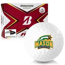 Bridgestone Tour B RX George Mason Patriots Golf Balls