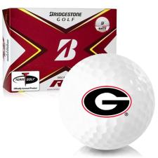 Bridgestone Tour B RX Georgia Bulldogs Golf Balls
