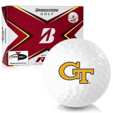 Bridgestone Tour B RX Georgia Tech Golf Balls