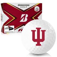 Bridgestone Tour B RX Indiana Hoosiers Golf Balls