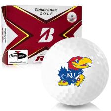 Bridgestone Tour B RX Kansas Jayhawks Golf Balls