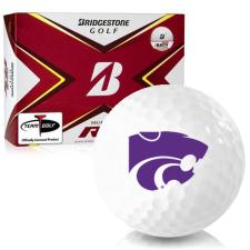 Bridgestone Tour B RX Kansas State Wildcats Golf Balls