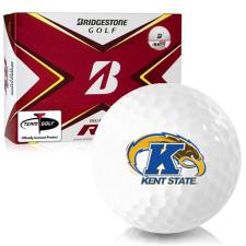 Bridgestone Tour B RX Kent State Golden Flashes Golf Balls