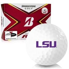 Bridgestone Tour B RX LSU Tigers Golf Balls