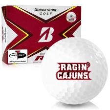 Bridgestone Tour B RX Louisiana Ragin' Cajuns Golf Balls