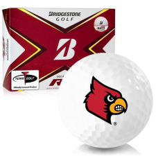 Bridgestone Tour B RX Louisville Cardinals Golf Balls