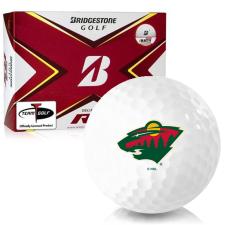 Bridgestone Tour B RX Minnesota Wild Golf Balls