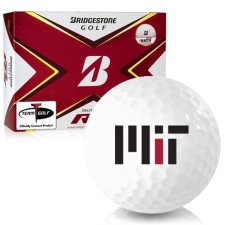Bridgestone Tour B RX MIT - Massachusetts Institute of Technology Golf Balls