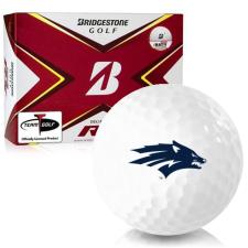 Bridgestone Tour B RX Nevada Wolfpack Golf Balls