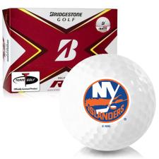 Bridgestone Tour B RX New York Islanders Golf Balls