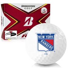 Bridgestone Tour B RX New York Rangers Golf Balls