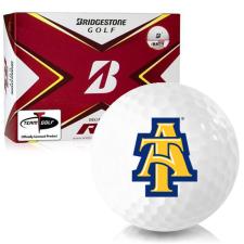 Bridgestone Tour B RX North Carolina A&T Aggies Golf Balls