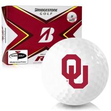Bridgestone Tour B RX Oklahoma Sooners Golf Balls