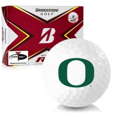 Bridgestone Tour B RX Oregon Ducks Golf Balls