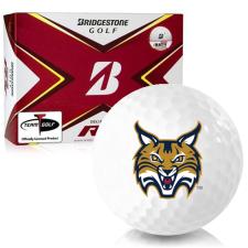 Bridgestone Tour B RX Quinnipiac Bobcats Golf Balls