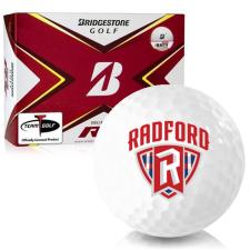 Bridgestone Tour B RX Radford Highlanders Golf Balls