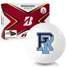 Bridgestone Tour B RX Rhode Island Rams Golf Balls