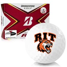 Bridgestone Tour B RX RIT - Rochester Institute of Technology Tigers Golf Balls