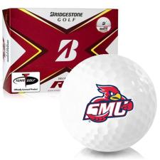 Bridgestone Tour B RX Saint Mary's of Minnesota Cardinals Golf Balls