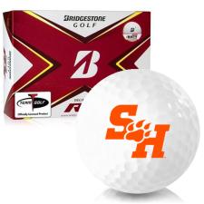 Bridgestone Tour B RX Sam Houston State Bearkats Golf Balls