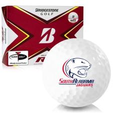 Bridgestone Tour B RX South Alabama Jaguars Golf Balls