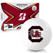 Bridgestone Tour B RX South Carolina Fighting Gamecocks Golf Balls