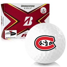 Bridgestone Tour B RX St. Cloud State Huskies Golf Balls