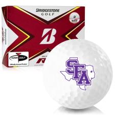Bridgestone Tour B RX Stephen F. Austin Lumberjacks Golf Balls