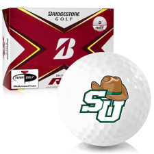 Bridgestone Tour B RX Stetson Hatters Golf Balls