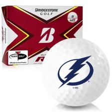 Bridgestone Tour B RX Tampa Bay Lightning Golf Balls