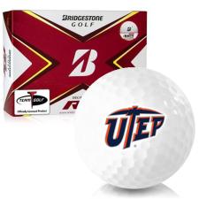 Bridgestone Tour B RX Texas El Paso Miners Golf Balls
