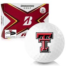 Bridgestone Tour B RX Texas Tech Red Raiders Golf Balls