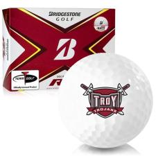 Bridgestone Tour B RX Troy Trojans Golf Balls