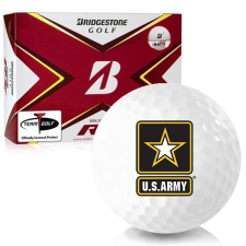 Bridgestone Tour B RX US Army Golf Balls