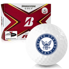 Bridgestone Tour B RX US Navy Golf Balls