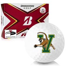 Bridgestone Tour B RX Vermont Catamounts Golf Balls