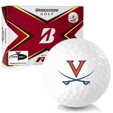 Bridgestone Tour B RX Virginia Cavaliers Golf Balls