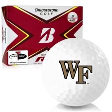 Bridgestone Tour B RX Wake Forest Demon Deacons Golf Balls