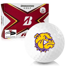 Bridgestone Tour B RX Western Illinois Leathernecks Golf Balls
