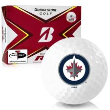Bridgestone Tour B RX Winnipeg Jets Golf Balls